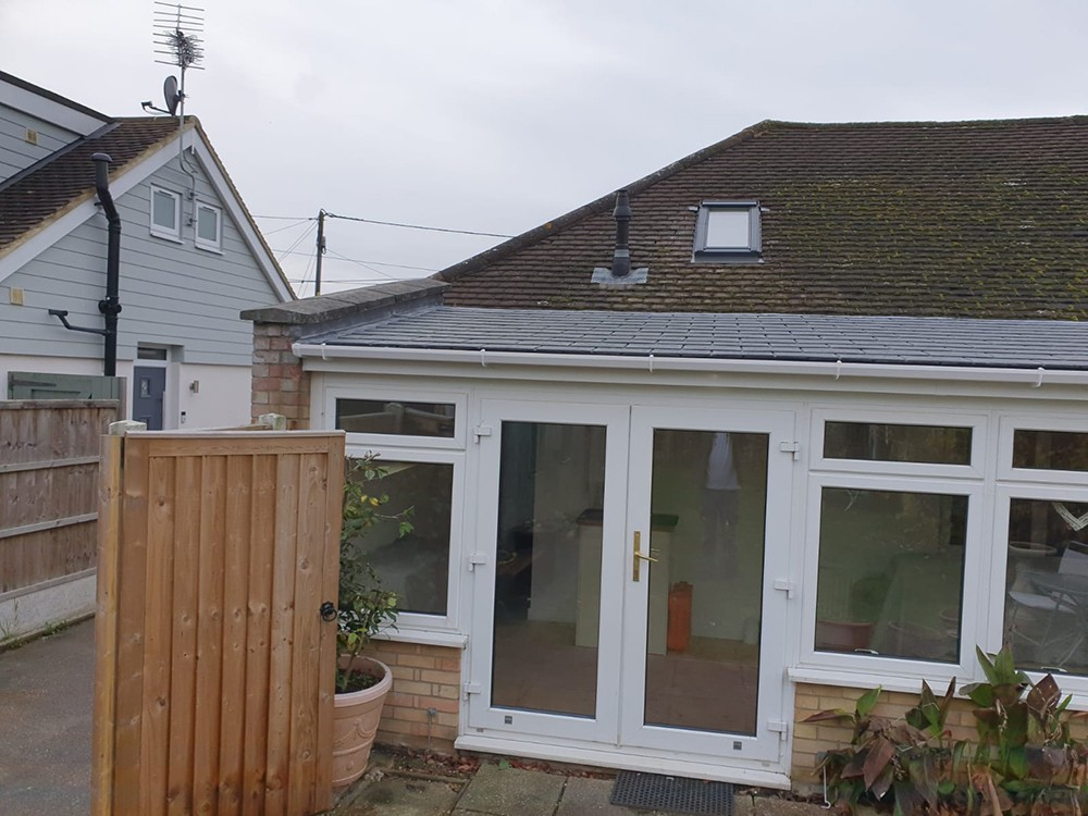 Cost to Insulate a Conservatory Roof