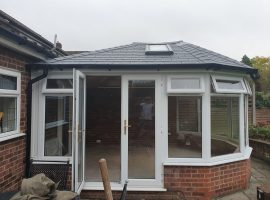 new roof on conservatory in essex