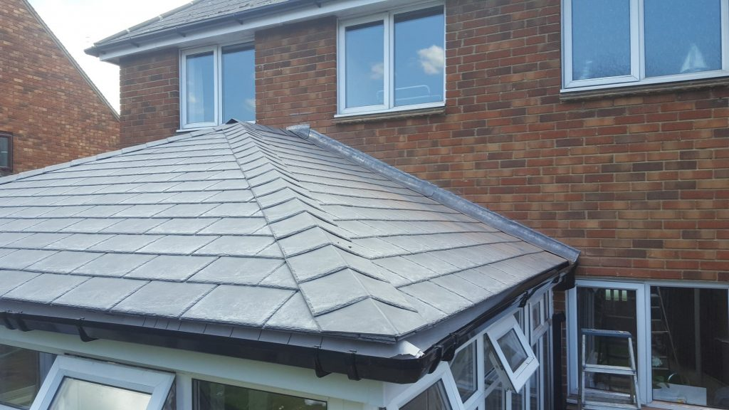 replace conservatory roof